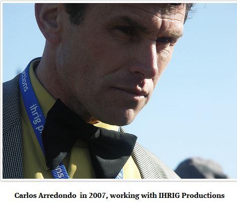 Carlos Arredondo IHRIG Productions