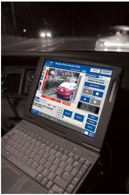 license capture equipment