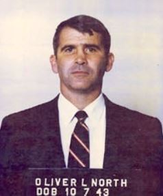Ollie North arrest