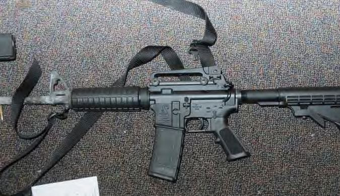 bushmaster rifle_NYPost