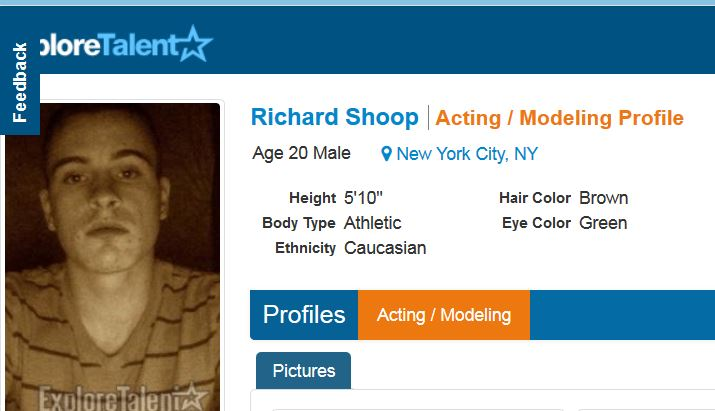 NJ mall shooter an actor