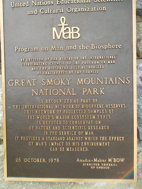 UN Smoky Mountains Natl Park
