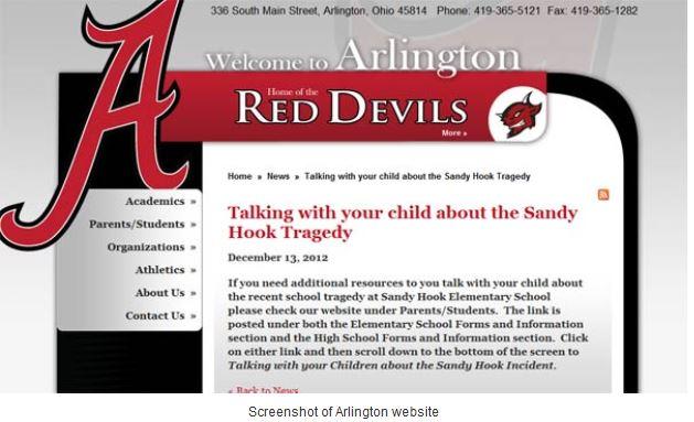 Arlington OH Dec 13_bef shooting