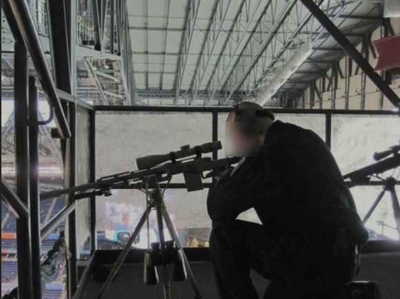 2014 Super Bowl sniper