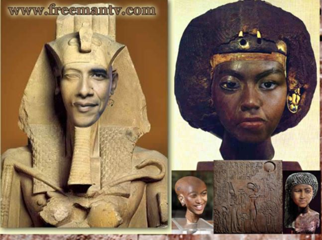 First family and Pharaoh family
