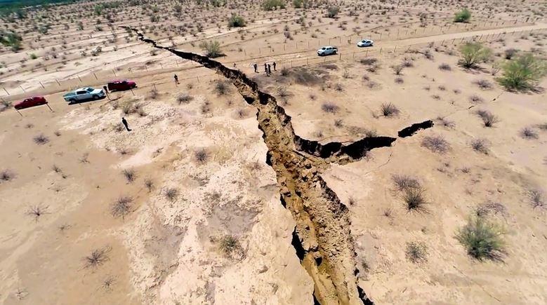 2014_ giant crack_Mexico