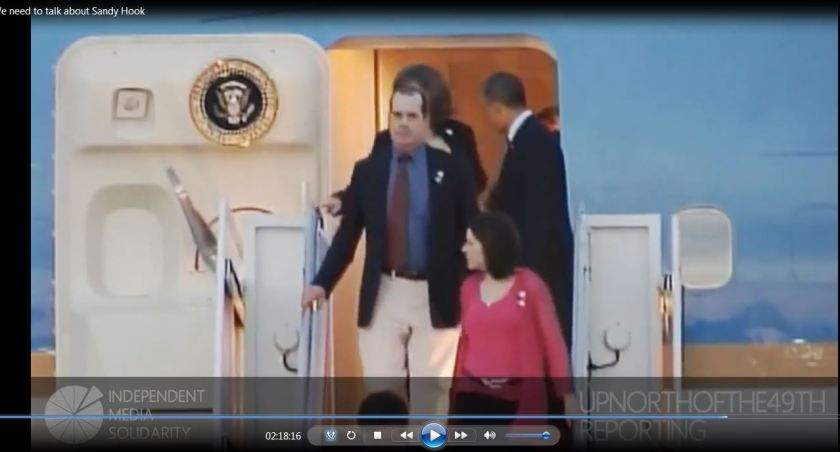 families on air force one